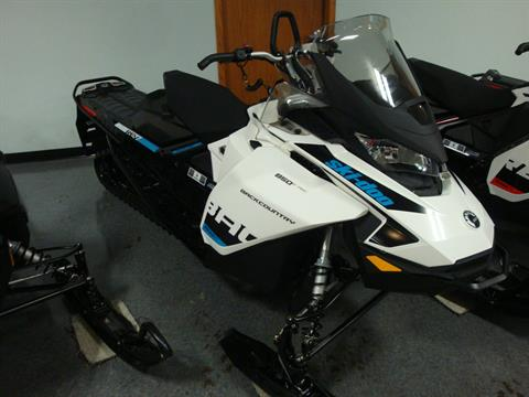 2019 Ski-Doo Backcountry 850 E-Tec in Wilmington, Illinois
