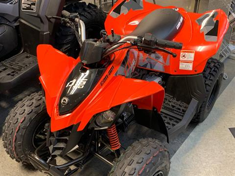 2019 Can-Am DS 90 in Wilmington, Illinois - Photo 2
