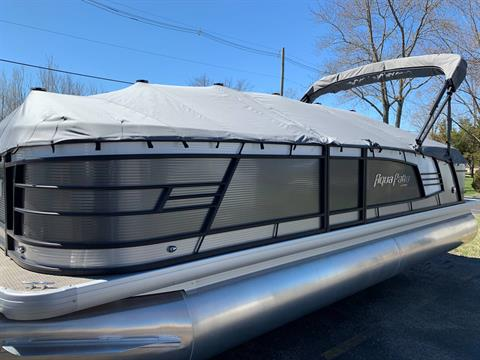 2019 AquaPatio 235 SPLIT BENCH in Wilmington, Illinois - Photo 16