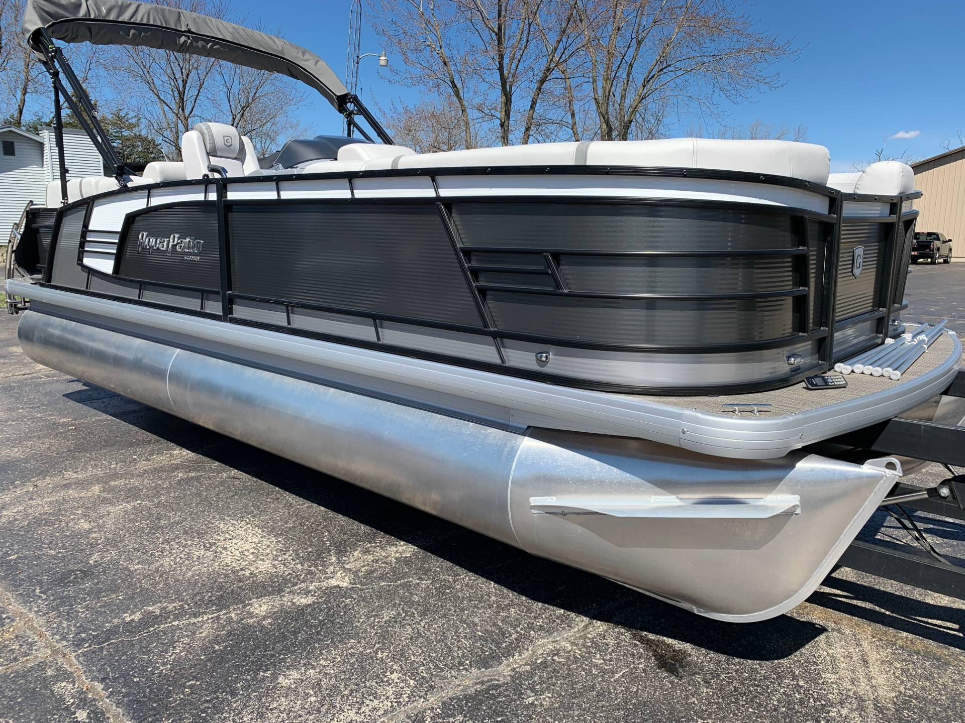2019 AquaPatio 235 SPLIT BENCH in Wilmington, Illinois - Photo 35