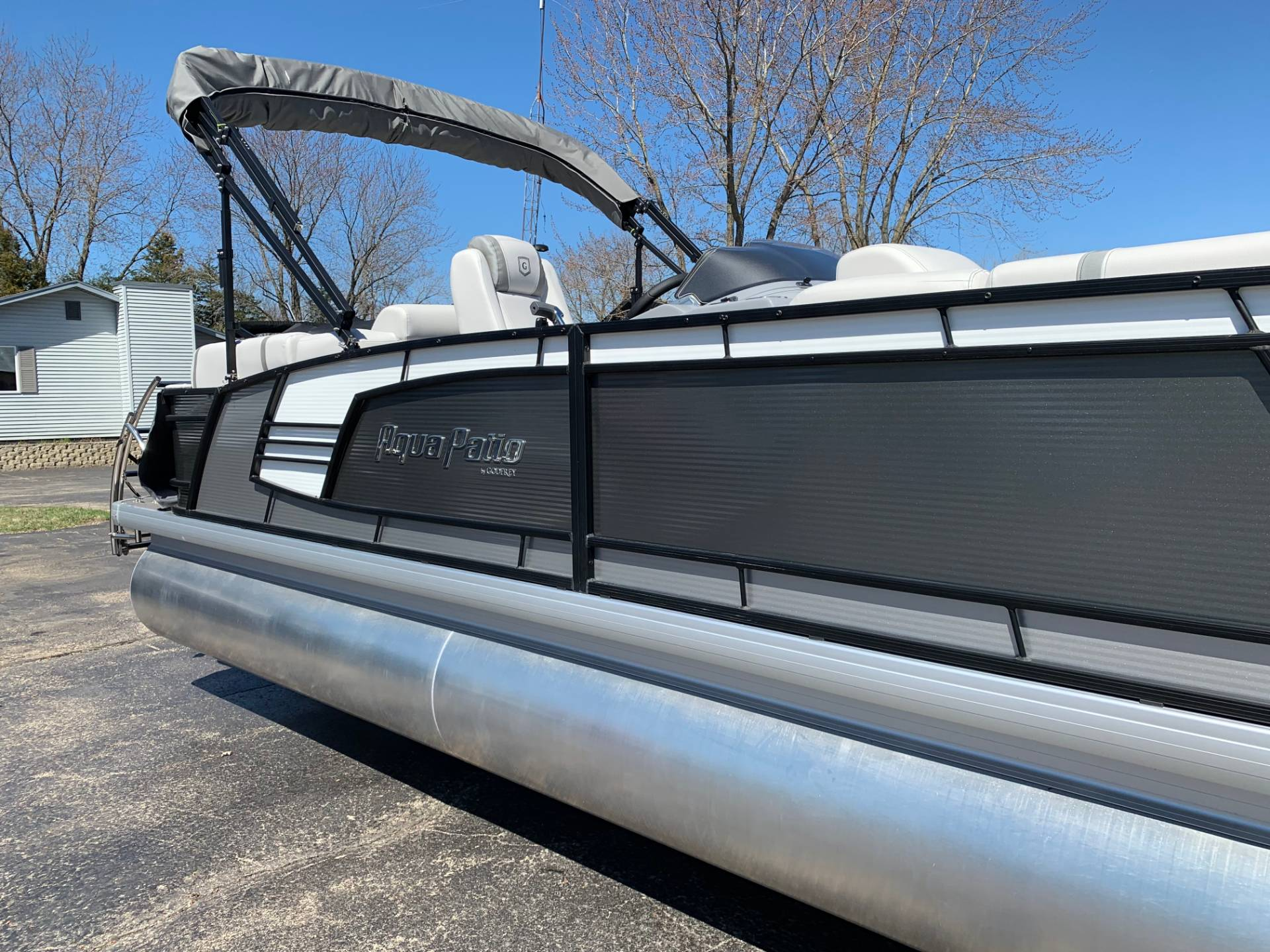 2019 AquaPatio 235 SPLIT BENCH in Wilmington, Illinois - Photo 36