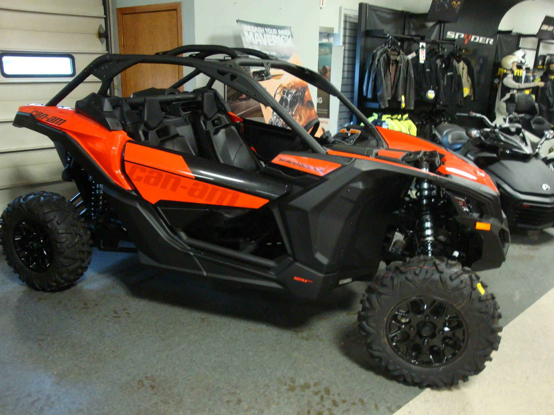 2018 Can-Am Maverick X3 900 HO in Wilmington, Illinois