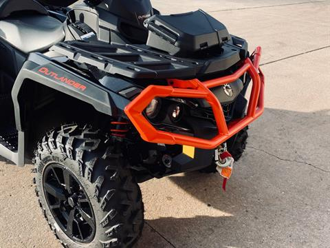 2019 Can-Am Outlander MAX XT 650 in Wilmington, Illinois - Photo 7