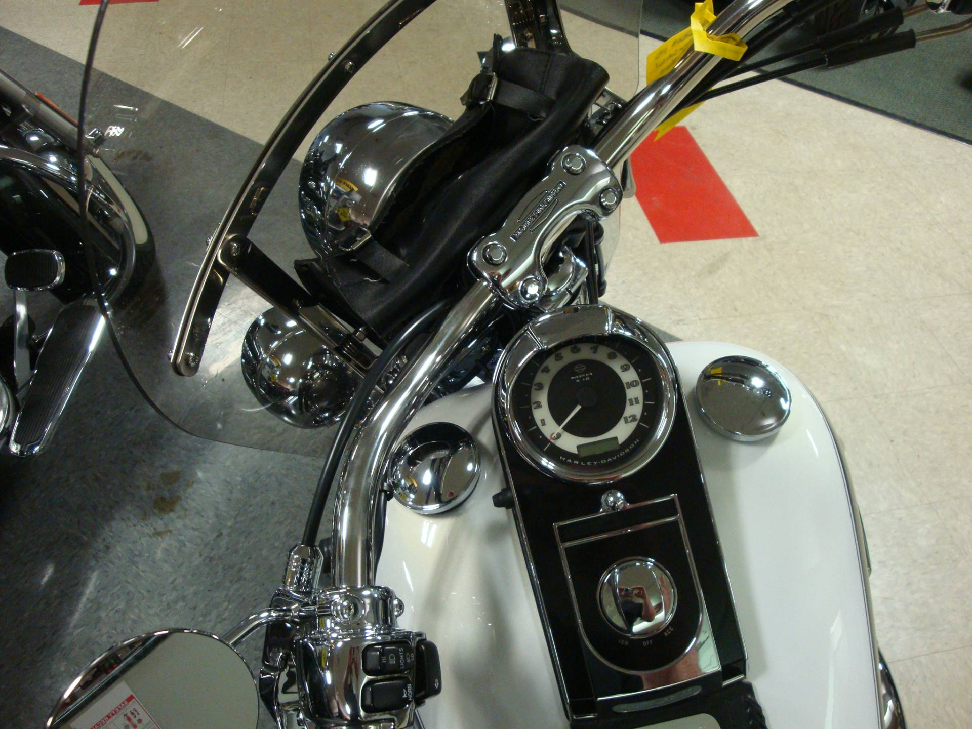 2008 Harley-Davidson HERITAGE SOFT TAIL in Wilmington, Illinois