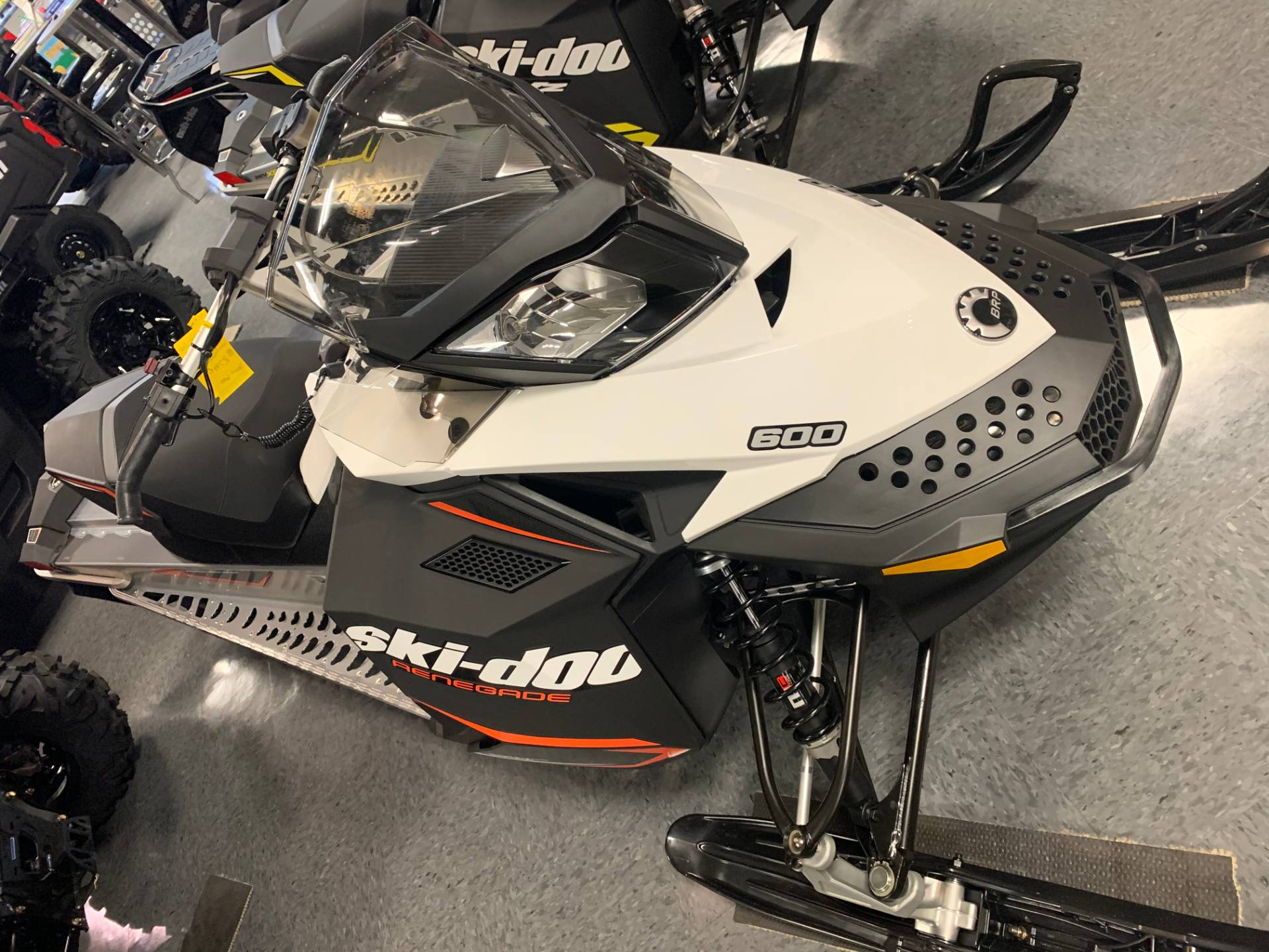 2020 Ski-Doo Renegade Sport 600 Carb ES REV-XP in Wilmington, Illinois - Photo 1