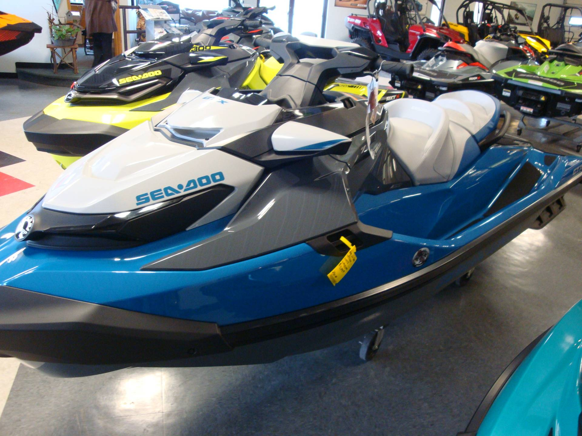 2018 Sea-Doo GTX 230 iBR in Wilmington, Illinois