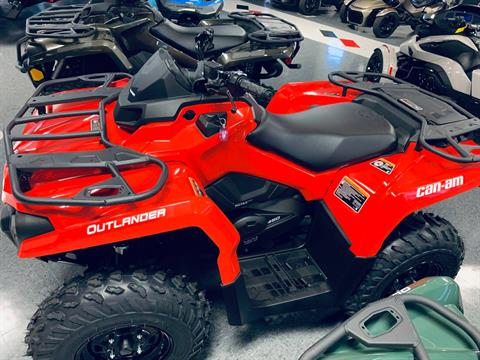 2021 Can-Am Outlander 450 in Wilmington, Illinois - Photo 1