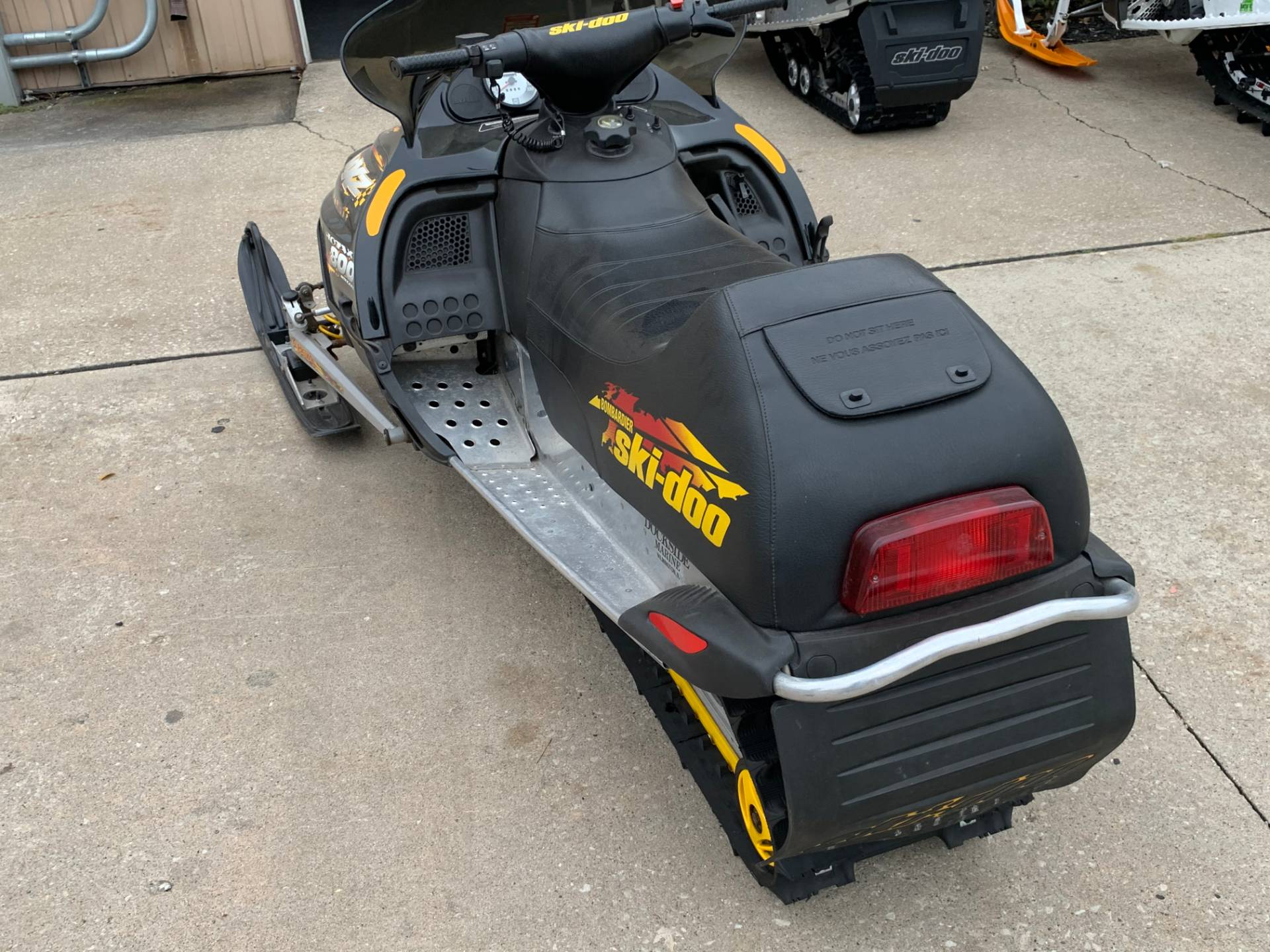 2001 Ski-Doo MX Z - Adrenaline 800 in Wilmington, Illinois - Photo 2