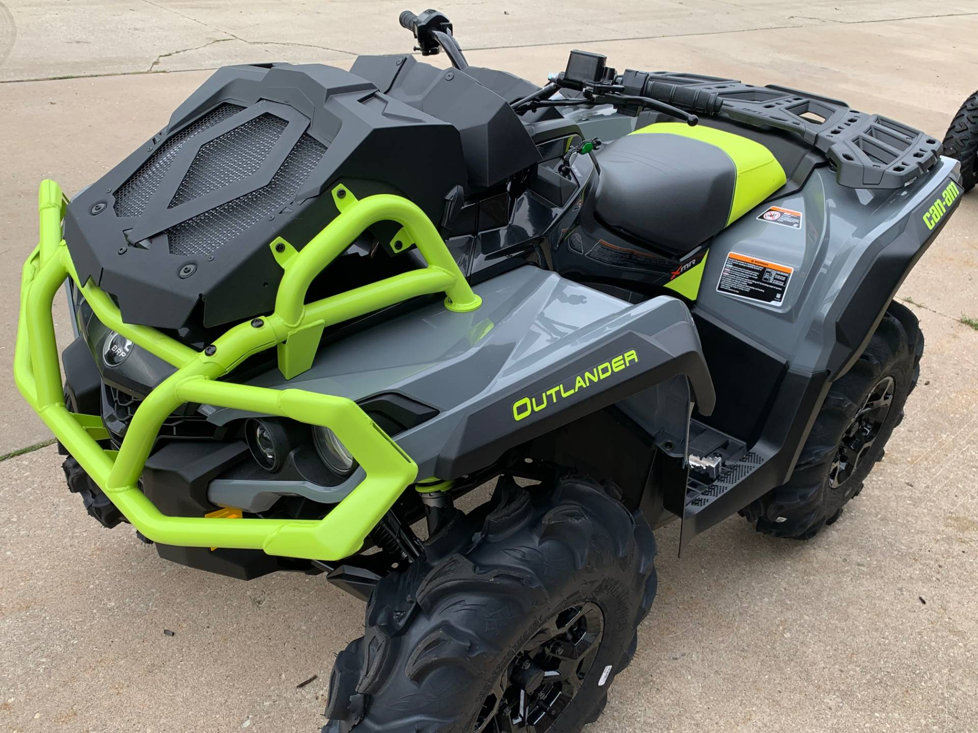 2020 Can-Am Outlander X MR 650 in Wilmington, Illinois - Photo 3