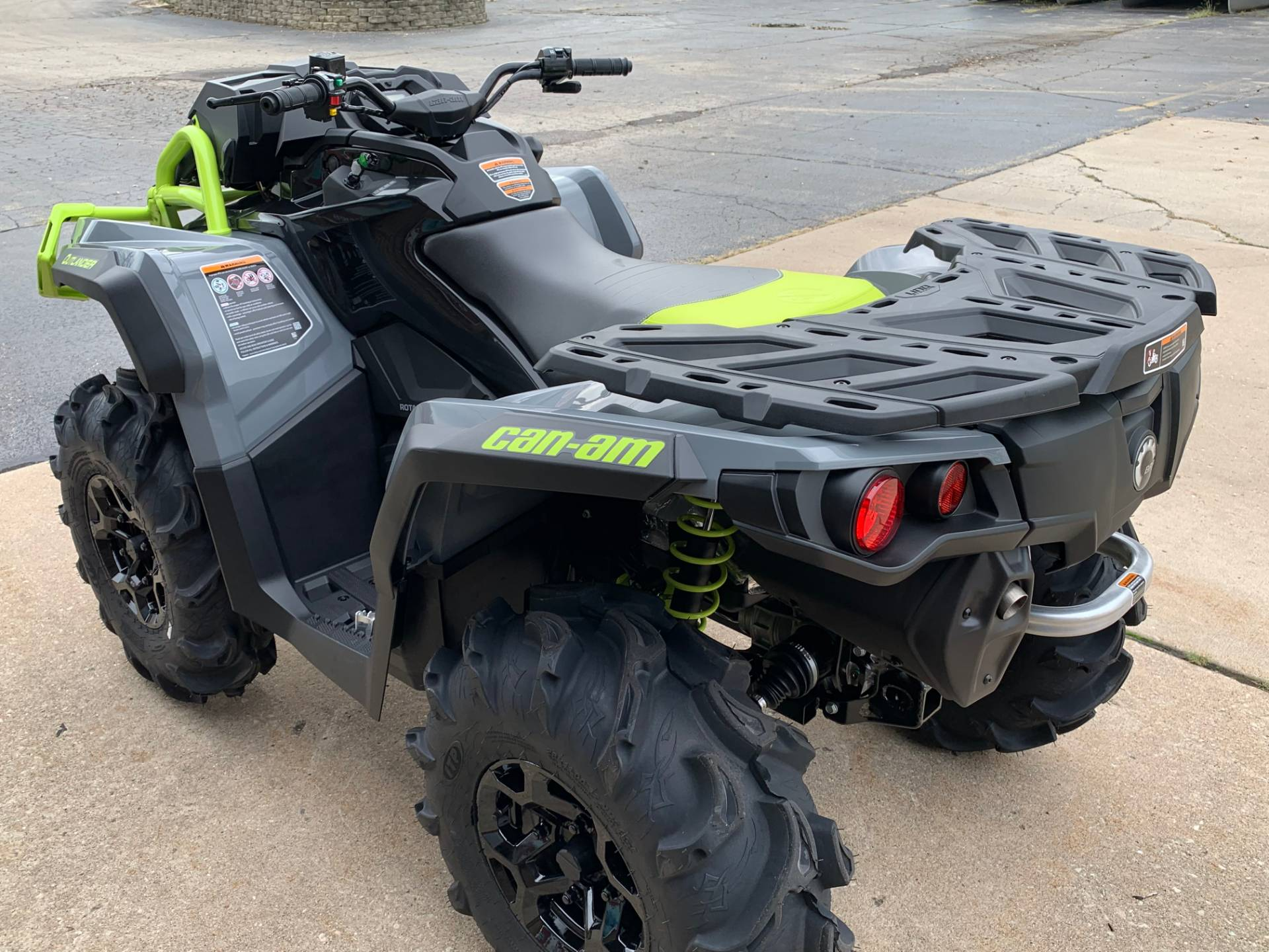 2020 Can-Am Outlander X MR 650 in Wilmington, Illinois - Photo 4