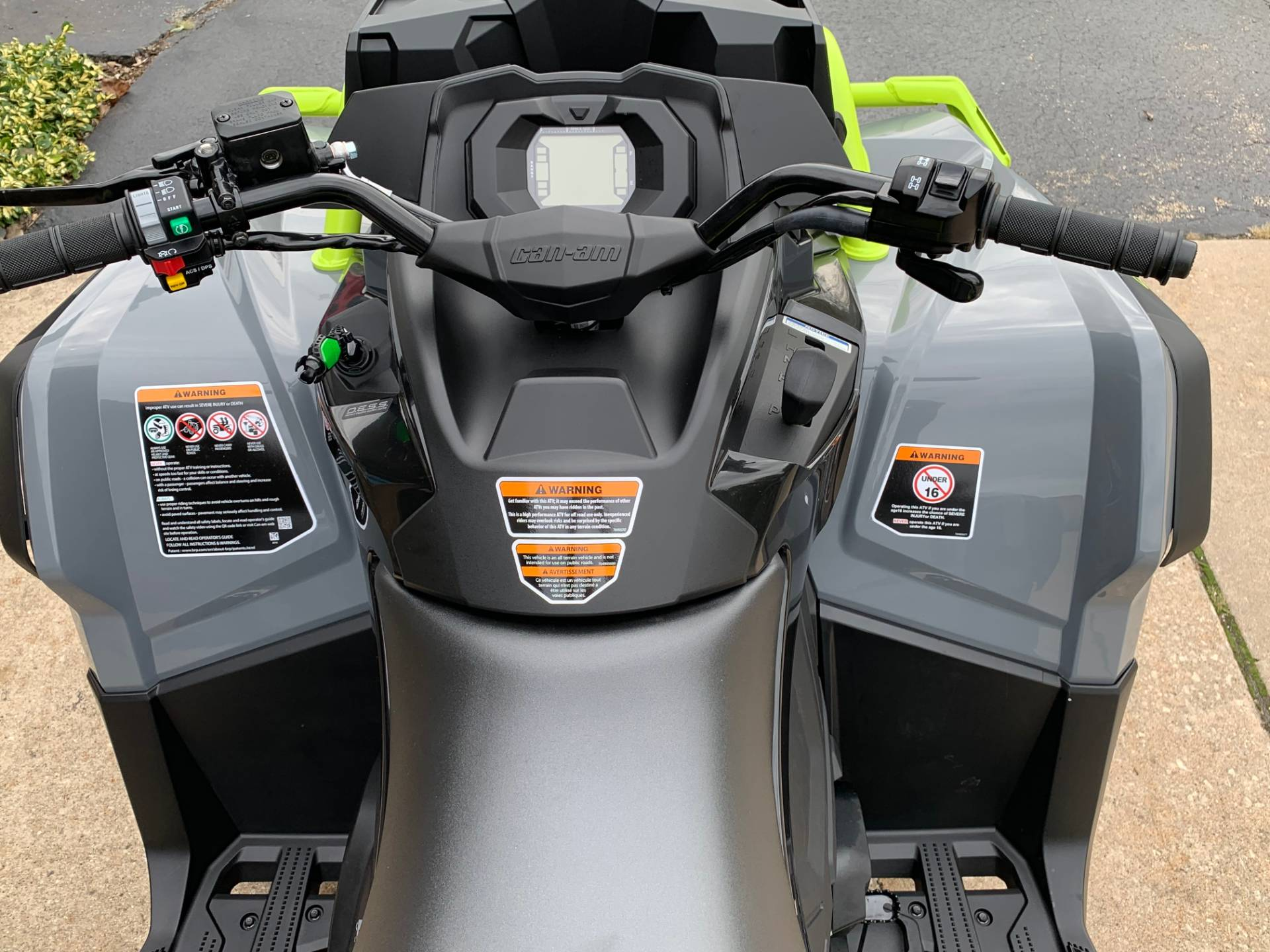 2020 Can-Am Outlander X MR 650 in Wilmington, Illinois - Photo 6