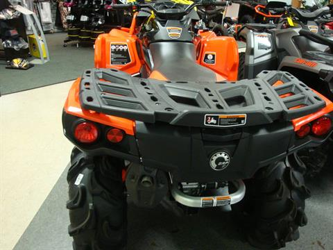 2018 Can-Am Outlander X mr 650 in Wilmington, Illinois