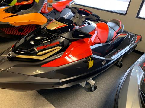 2019 Sea-Doo RXT-X 300 iBR in Wilmington, Illinois - Photo 1