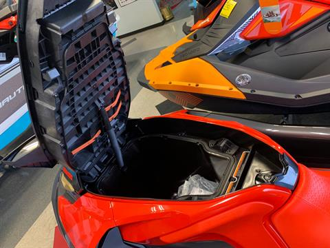 2019 Sea-Doo RXT-X 300 iBR in Wilmington, Illinois - Photo 4
