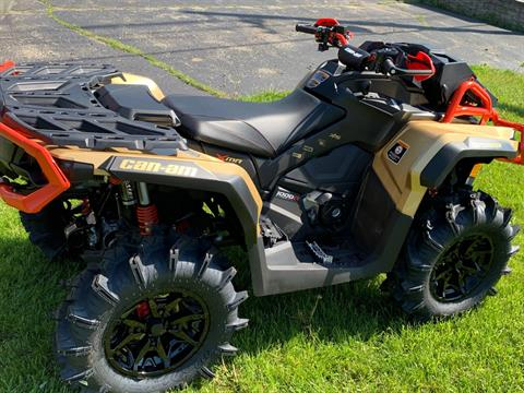 2019 Can-Am Outlander X mr 1000R in Wilmington, Illinois - Photo 3