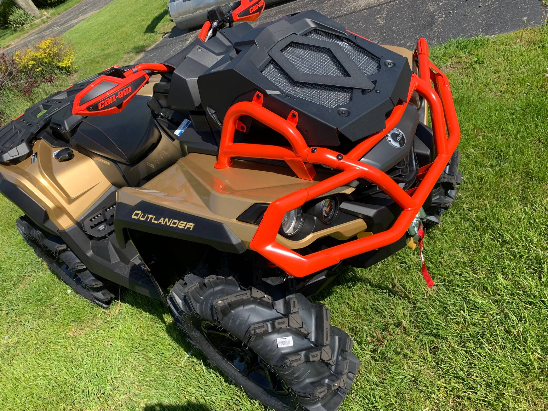 2019 Can-Am Outlander X mr 1000R in Wilmington, Illinois - Photo 7