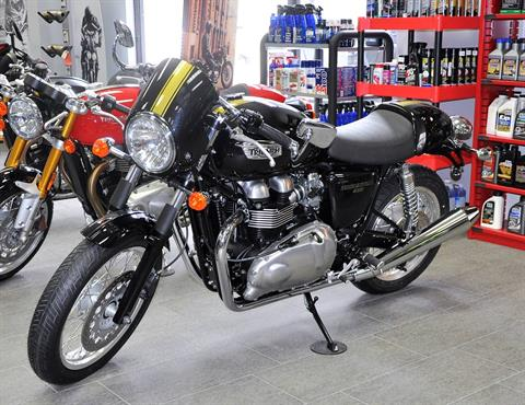 2016 Triumph Thruxton in Katy, Texas