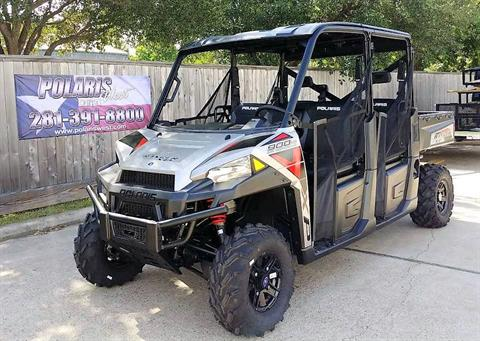 2019 Polaris Ranger Crew XP 900 EPS in Katy, Texas - Photo 3