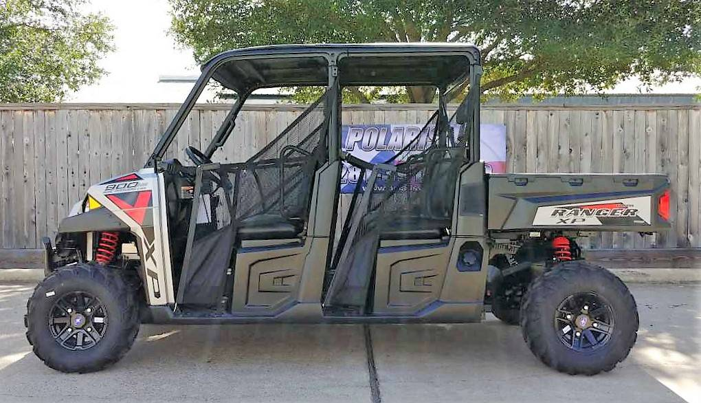 2019 Polaris Ranger Crew Xp 900 Eps In Katy Texas