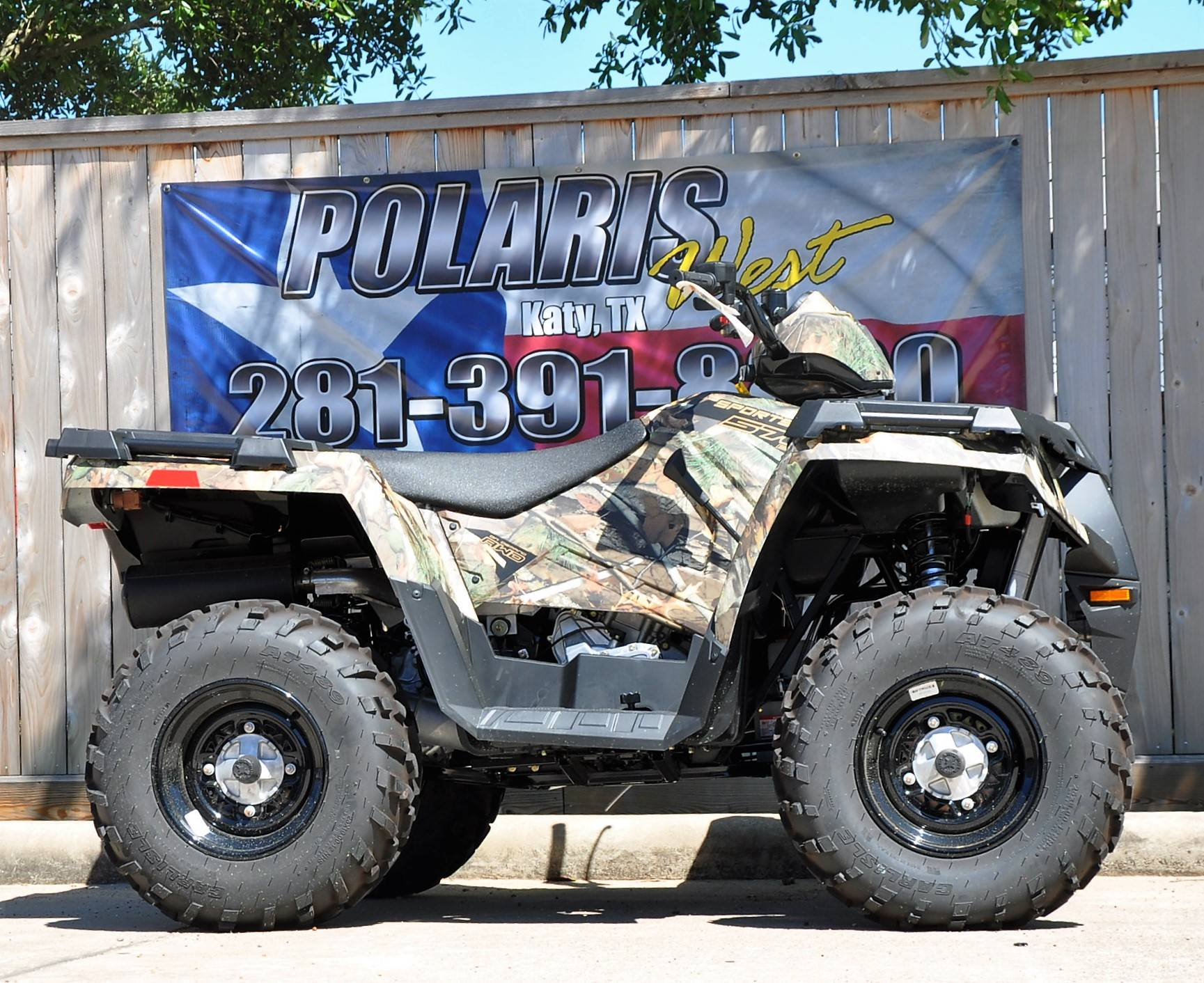 2019 Polaris Sportsman 570 Camo 3