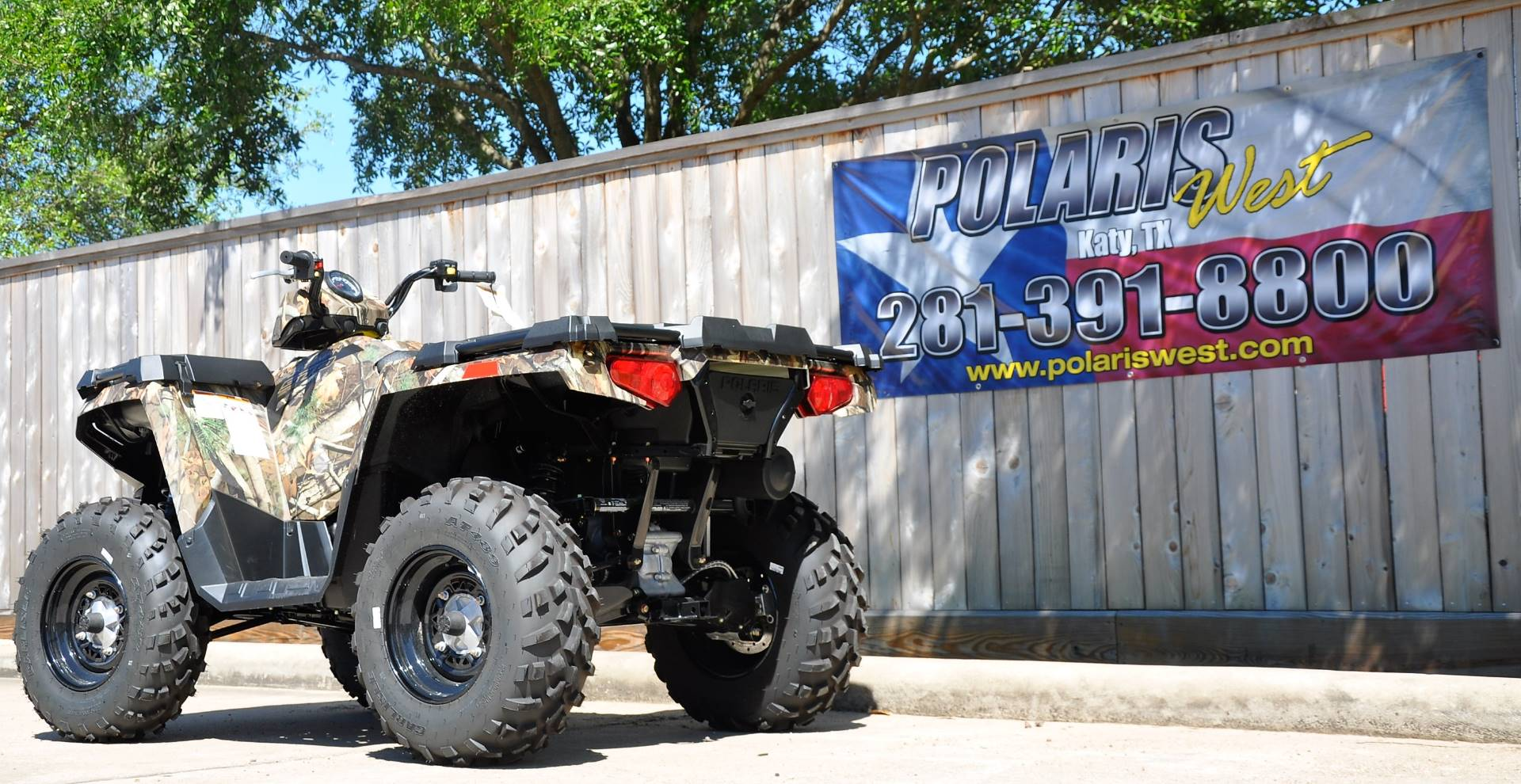 2019 Polaris Sportsman 570 Camo 5