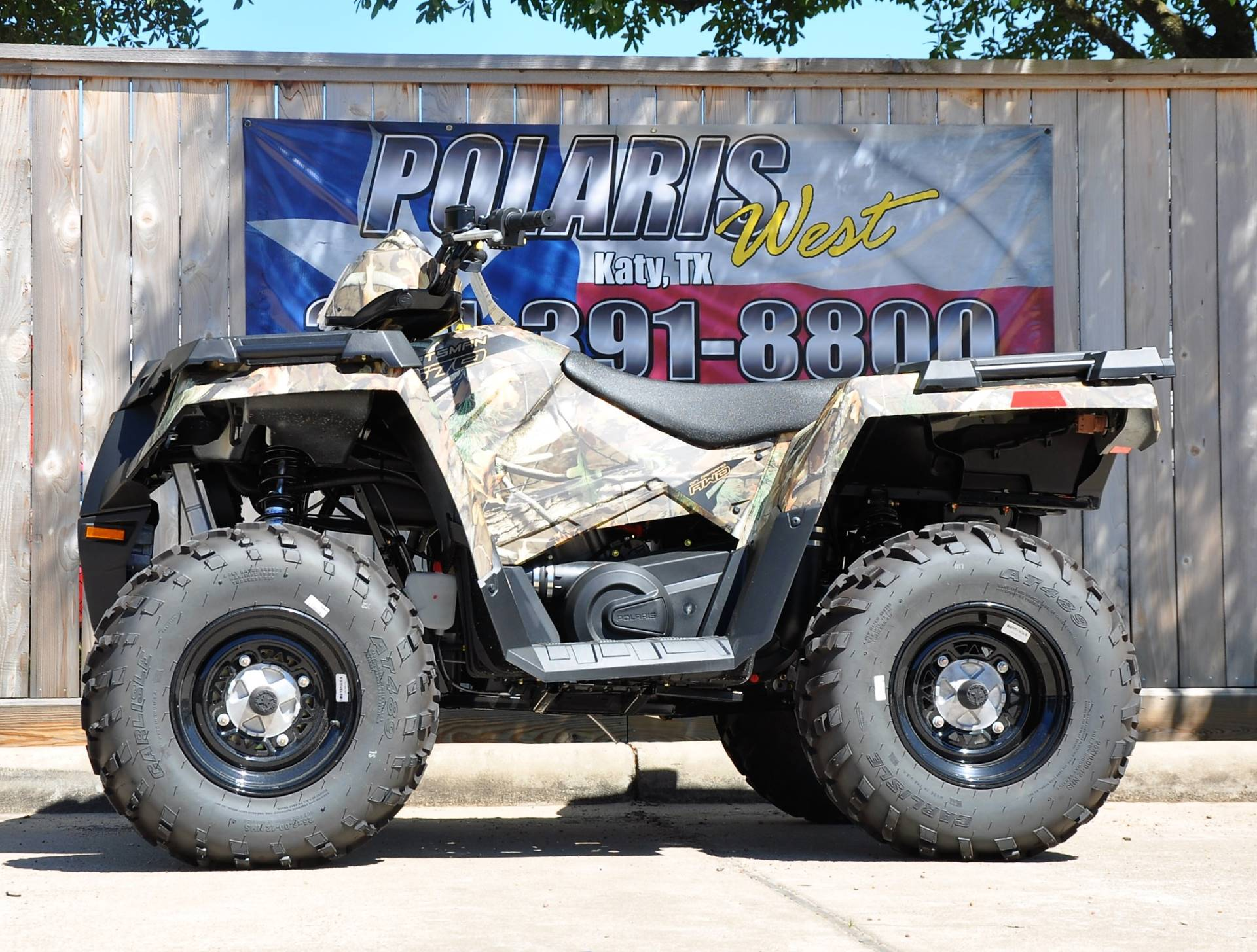2019 Polaris Sportsman 570 Camo 1