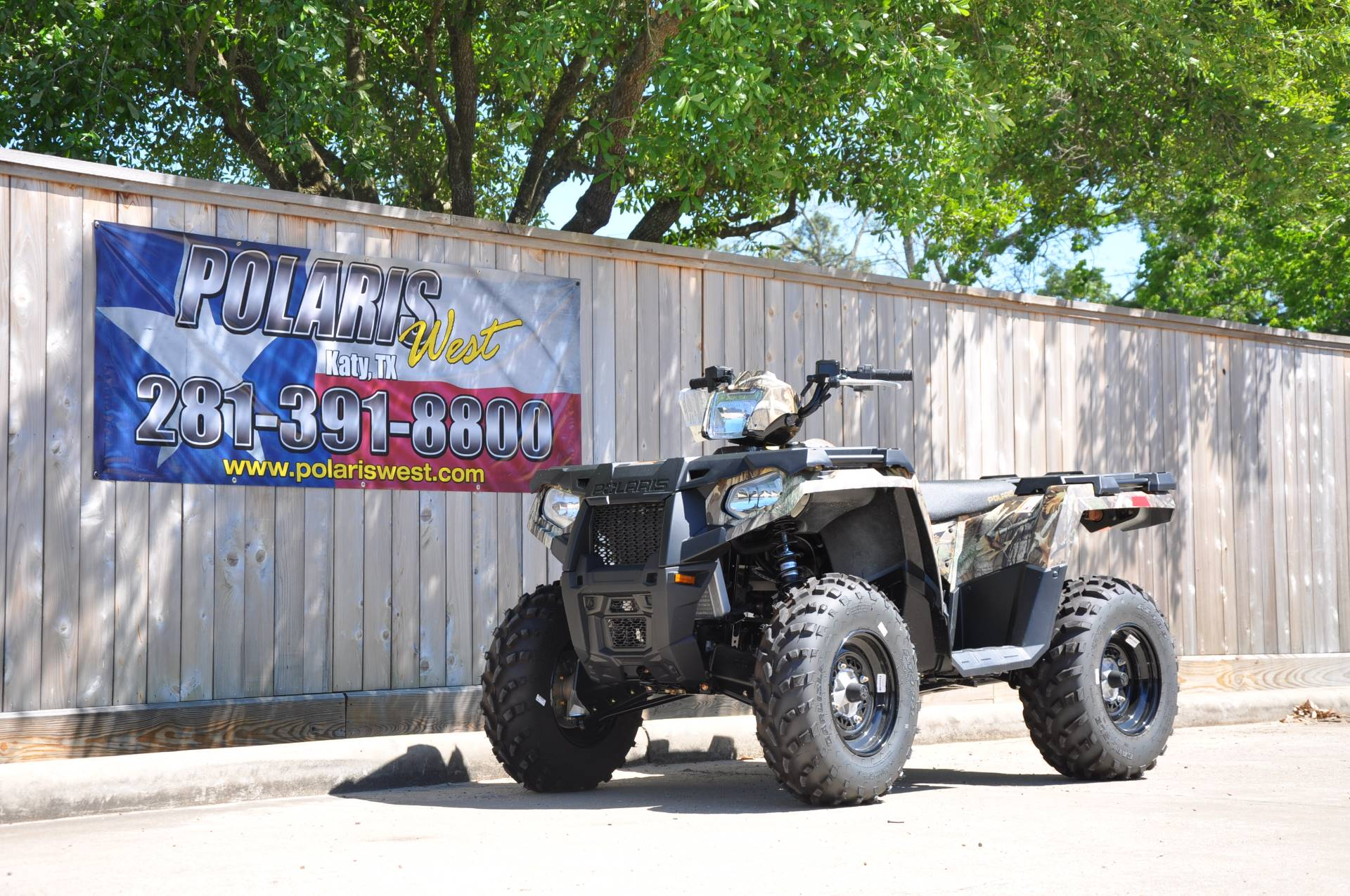 2019 Polaris Sportsman 570 Camo 6