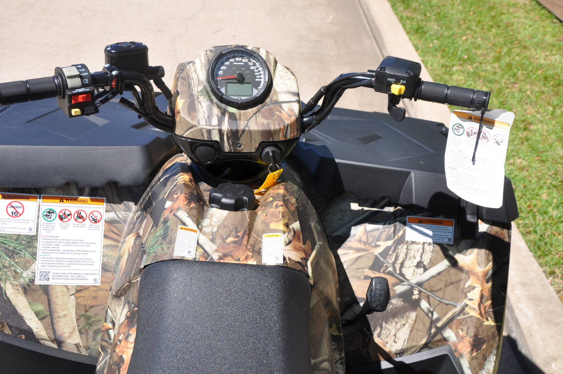 2019 Polaris Sportsman 570 Camo 7