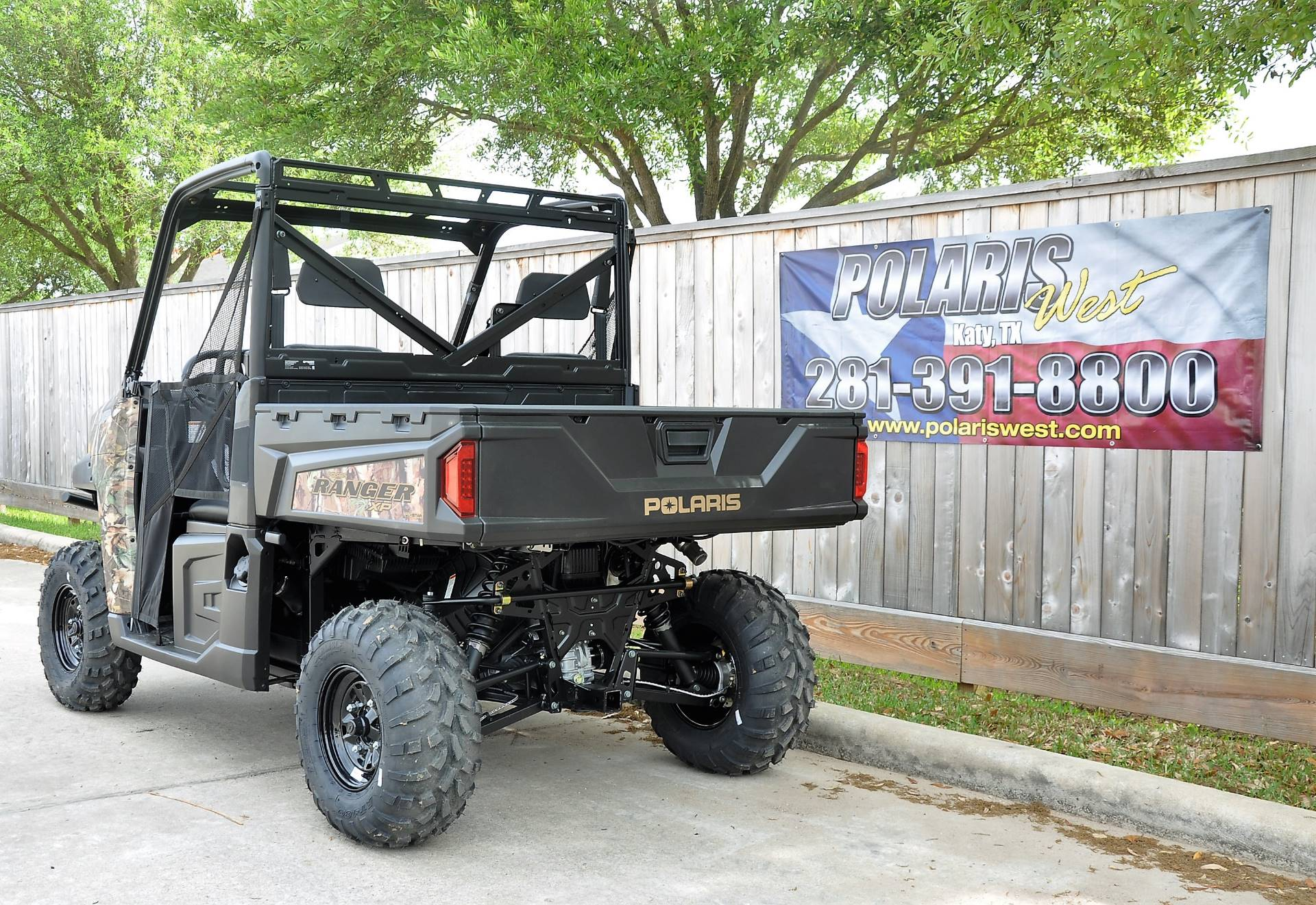 2019 Polaris Ranger XP 900 2
