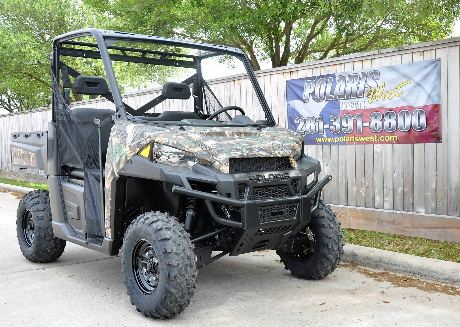 2019 Polaris Ranger XP 900 4