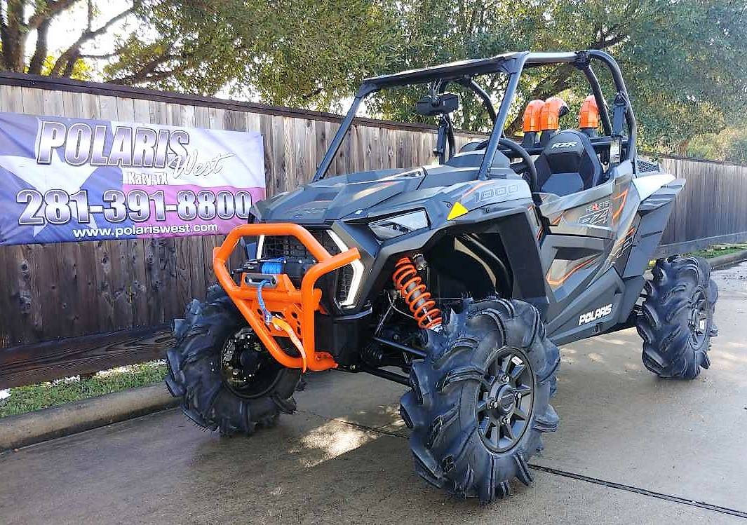 2019 Polaris RZR XP 1000 High Lifter in Katy, Texas - Photo 2
