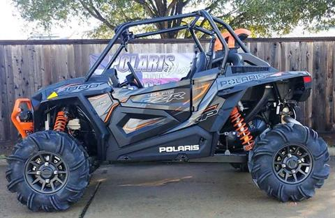 2019 Polaris RZR XP 1000 High Lifter in Katy, Texas - Photo 1