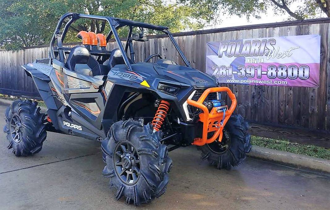 2019 Polaris RZR XP 1000 High Lifter in Katy, Texas - Photo 4