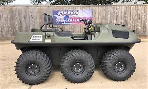 2018 Argo Frontier 6x6 SE in Katy, Texas - Photo 5