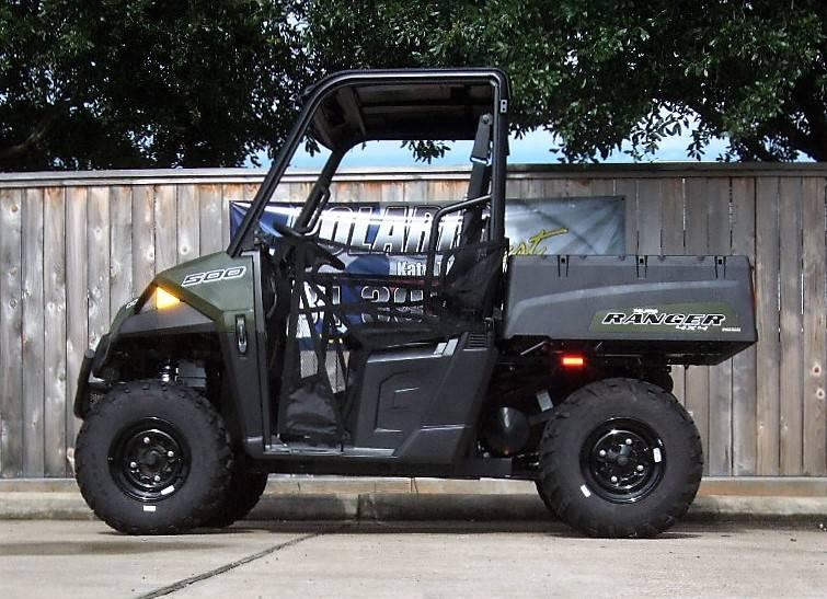 2018 Polaris Ranger 500 for sale 92224