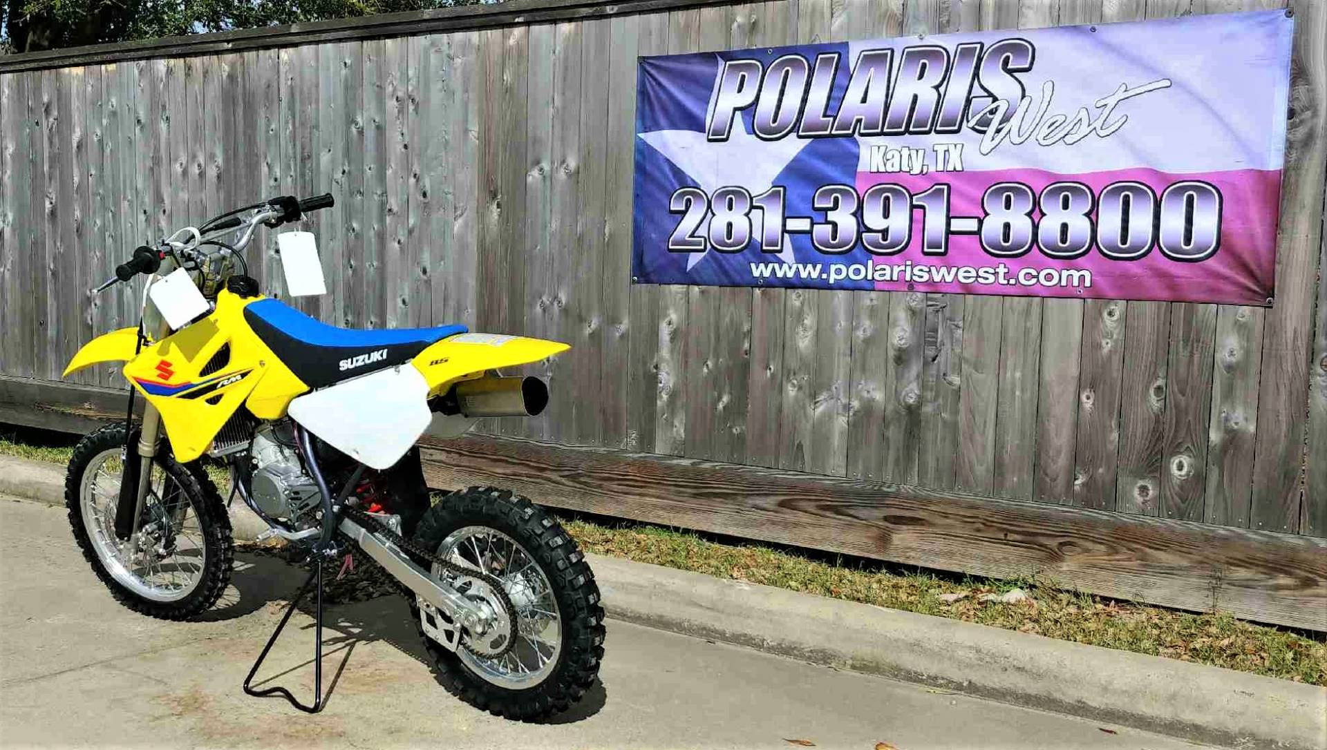 2019 Suzuki RM85 in Katy, Texas - Photo 2