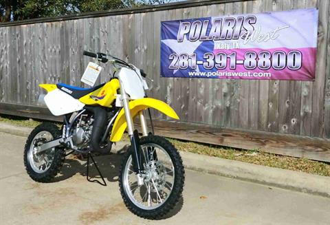 2019 Suzuki RM85 in Katy, Texas - Photo 4