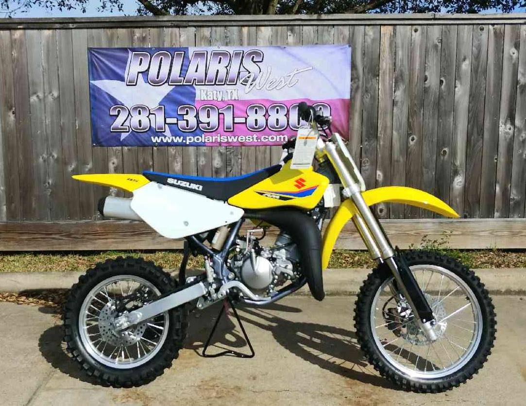 2019 Suzuki RM85 in Katy, Texas - Photo 1