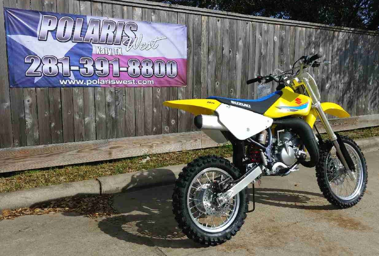 2019 Suzuki RM85 in Katy, Texas - Photo 5