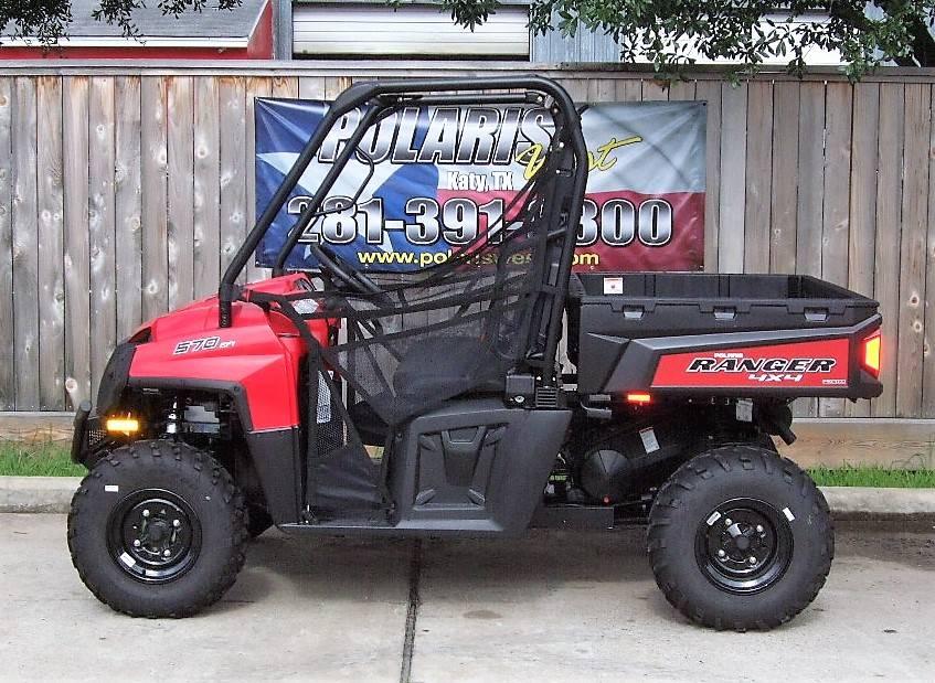 2019 Polaris Ranger 570 Full Size In Katy Texas