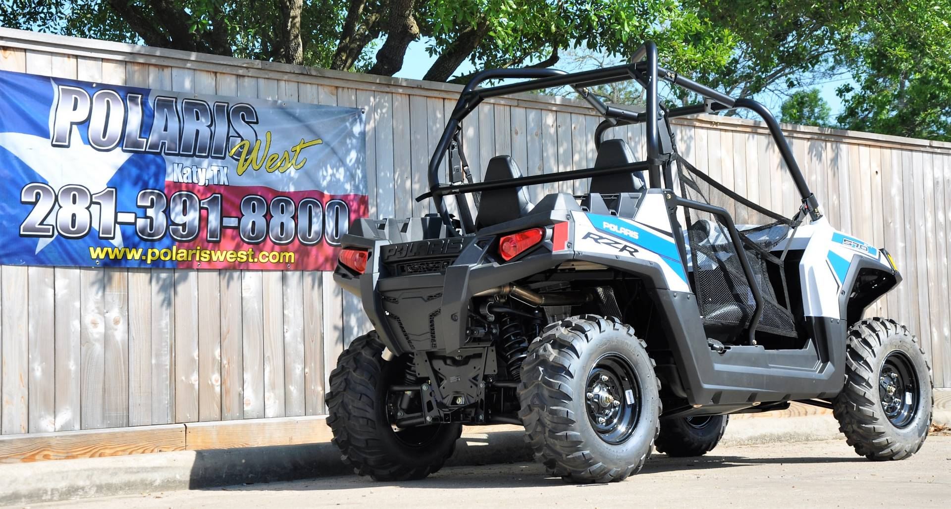 2017 Polaris RZR 570 in Katy, Texas