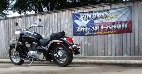 2017 Suzuki Boulevard C50 in Katy, Texas