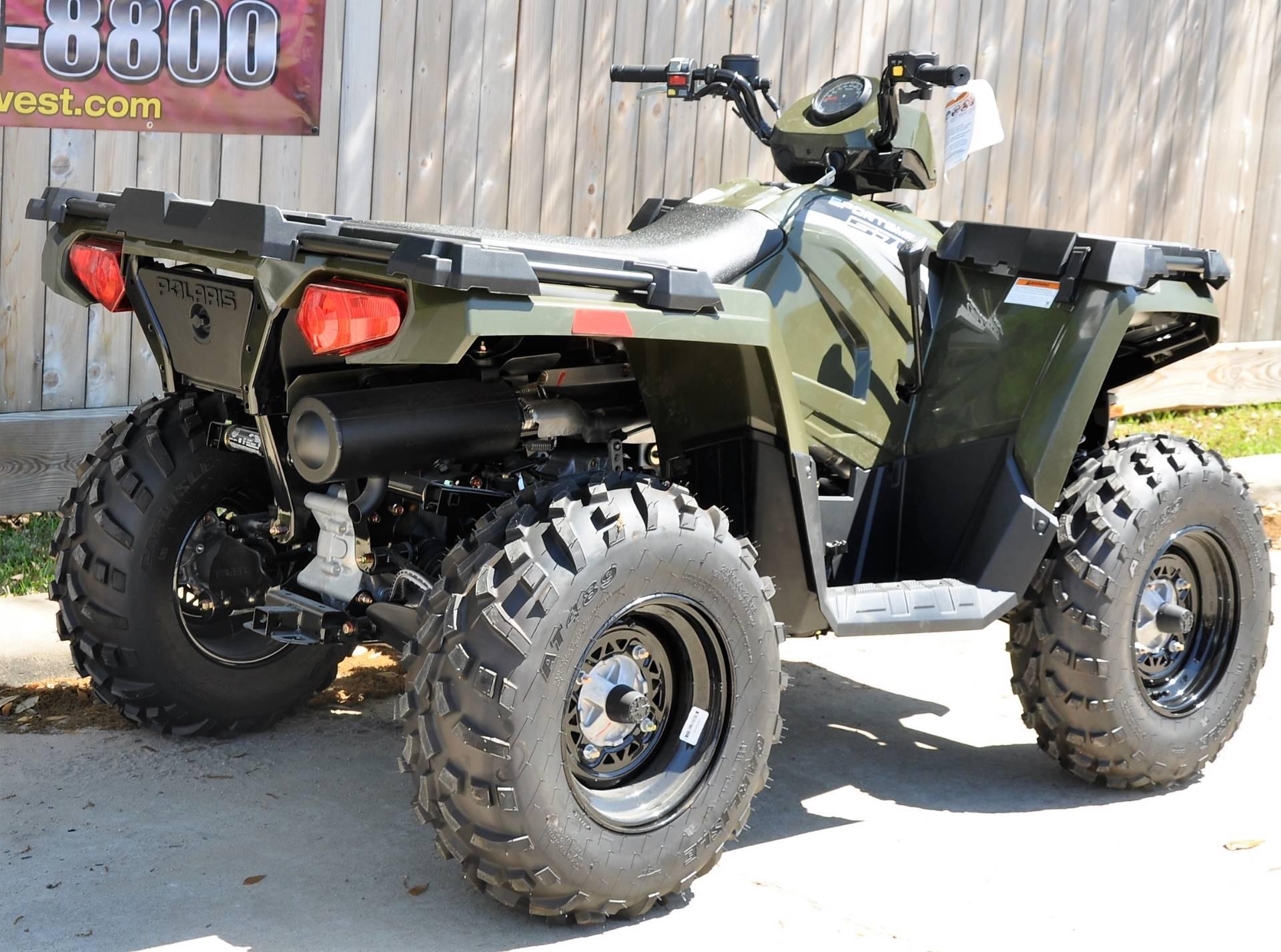 New 2018 Polaris Sportsman 570 ATVs in Katy, TX | Stock Number ...