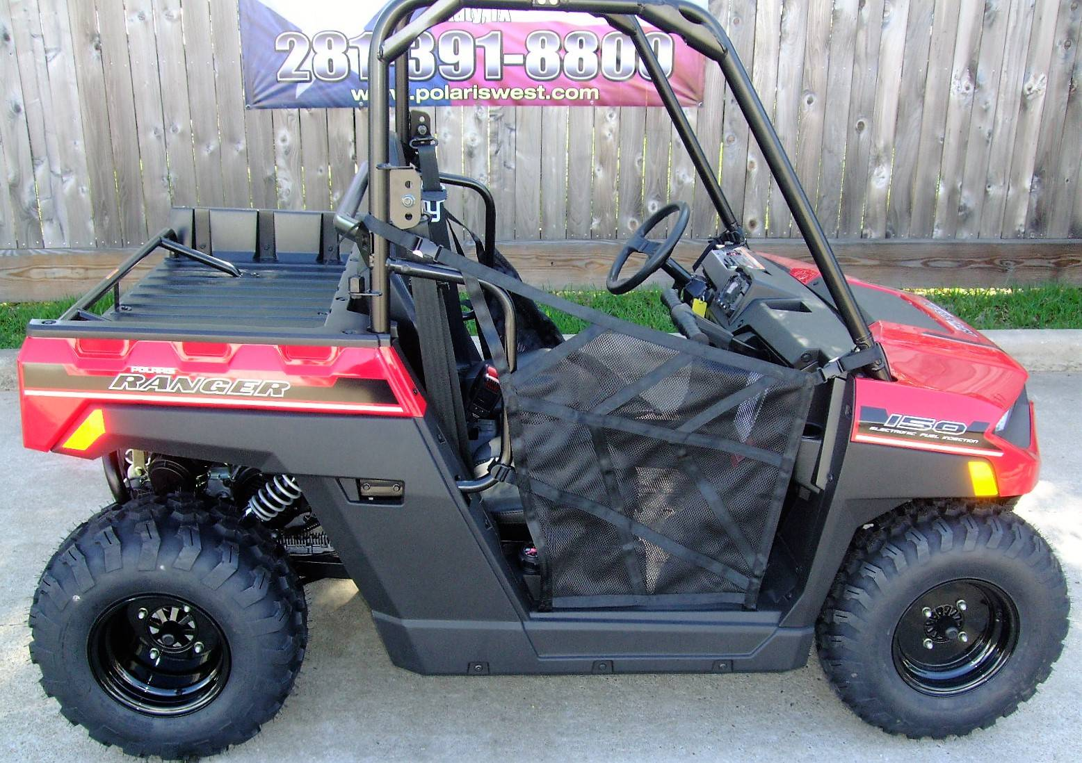 2019 Polaris Ranger 150 EFI 5