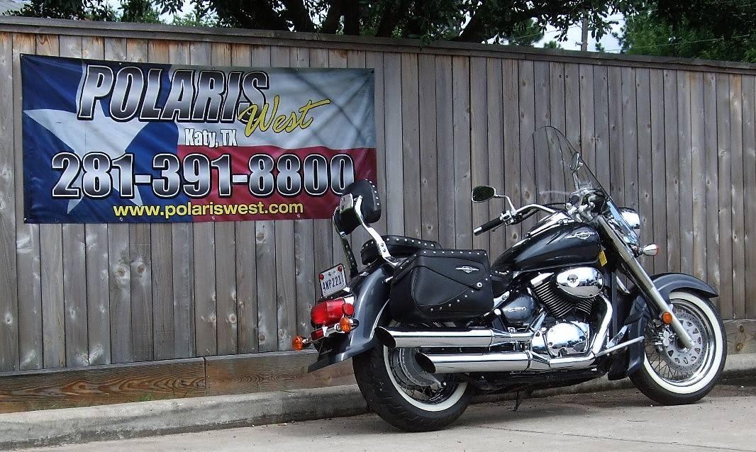 2006 Suzuki Boulevard C50T 5