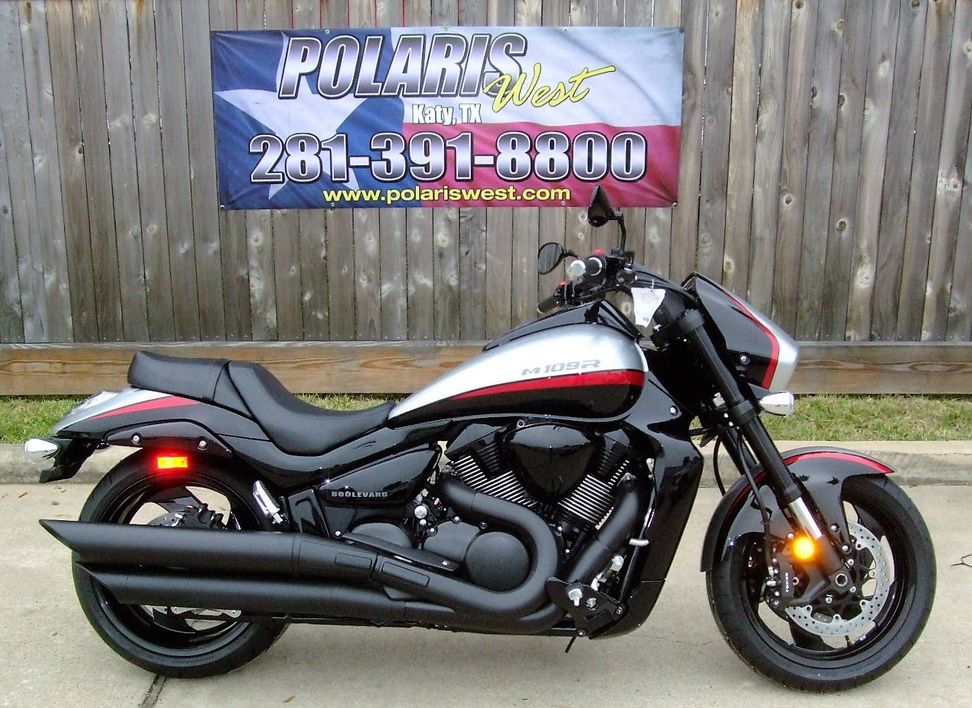New 2018 Suzuki Boulevard M109R B.O.S.S. Motorcycles in Katy, TX ...