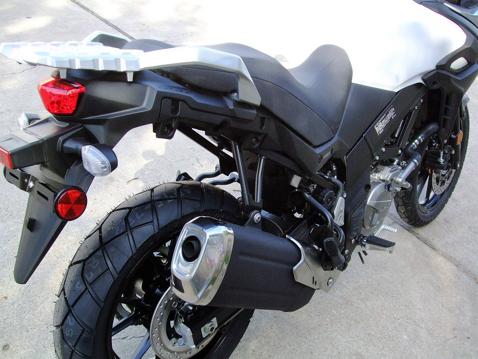 2017 Suzuki V-Strom 650 in Katy, Texas
