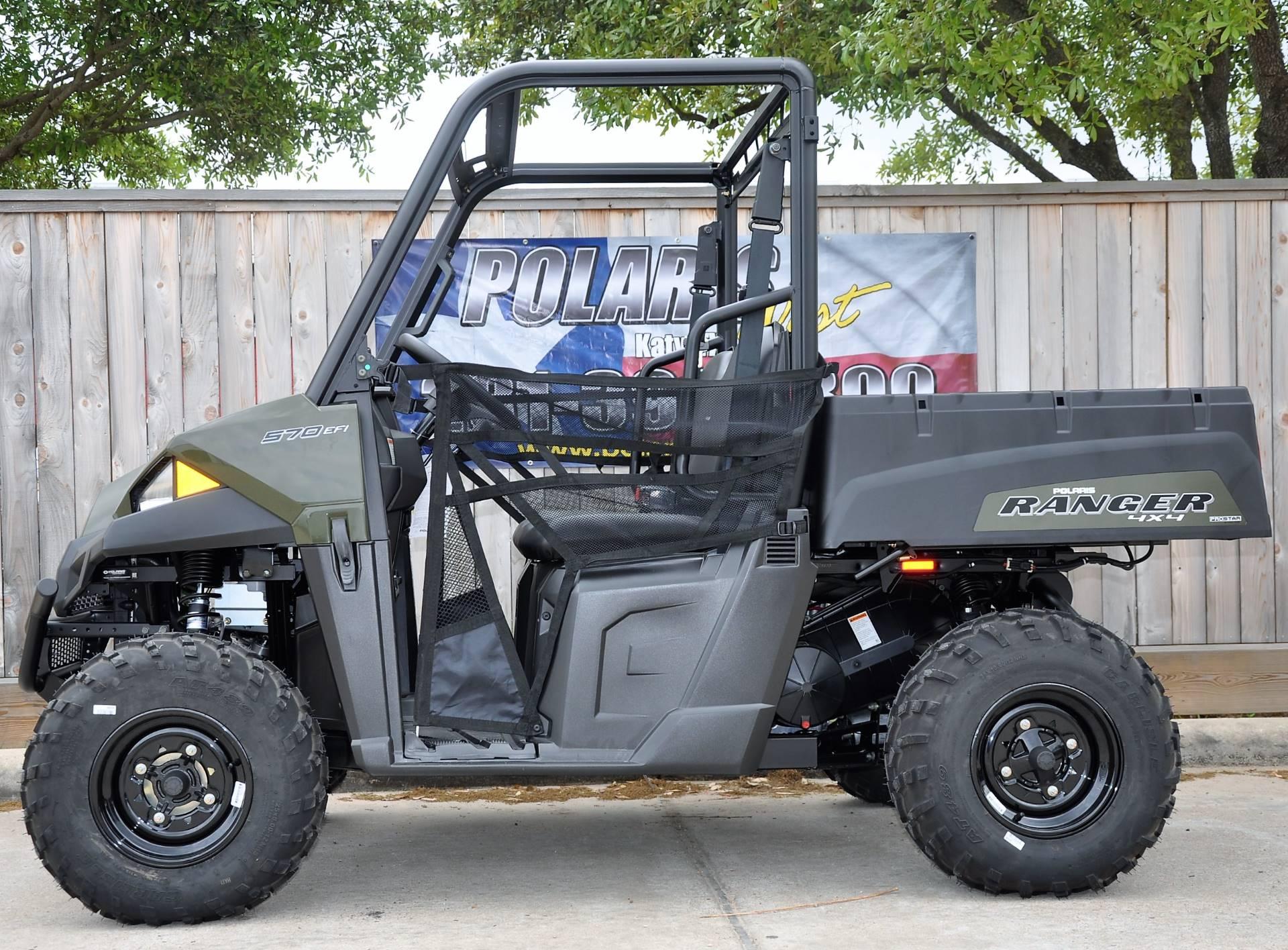 Polaris Ranger 570 >> 2019 Polaris Ranger 570 In Katy Texas