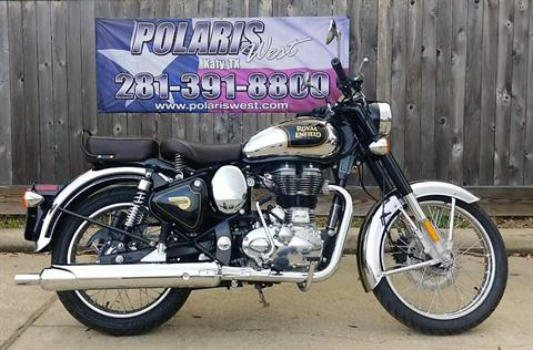 2018 Royal Enfield Classic Chrome ABS in Katy, Texas