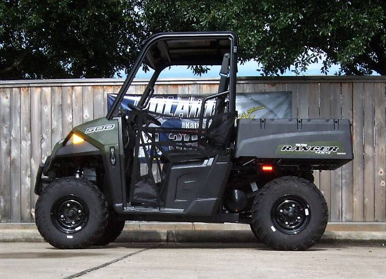 2019 Polaris Ranger 500 In Katy Texas